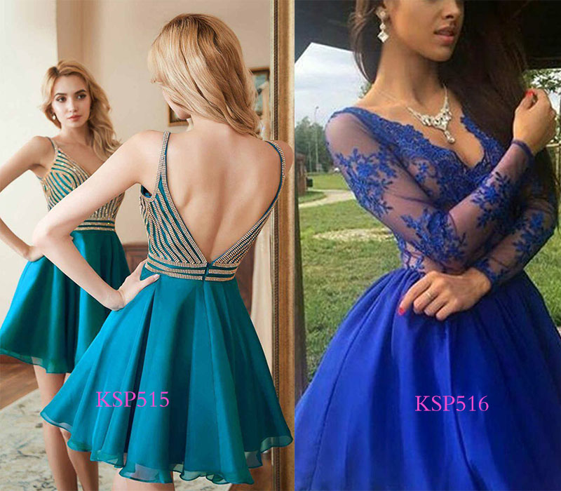 fancy homecoming dresses 2019