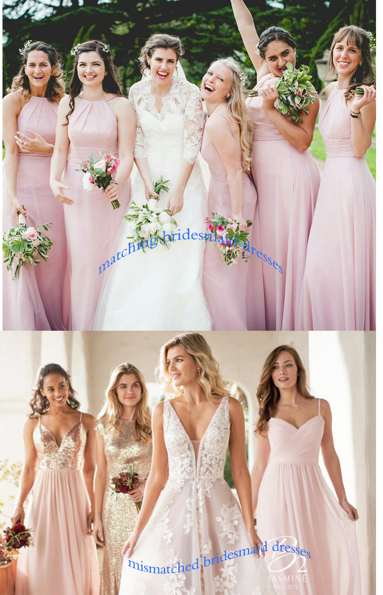 real wedding bridesmaid dresses