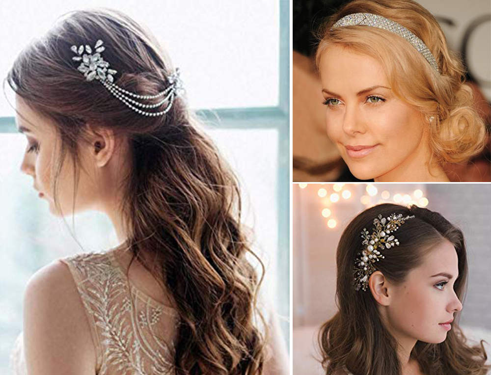 hair accessory for prom dresses