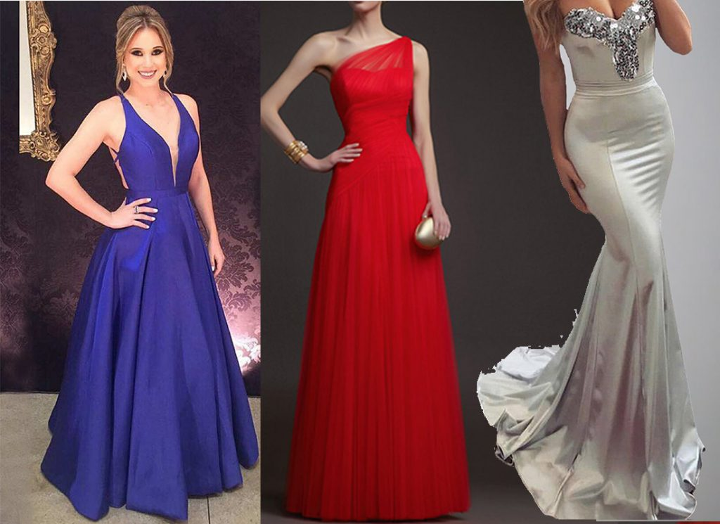 formal evening wear for ladies