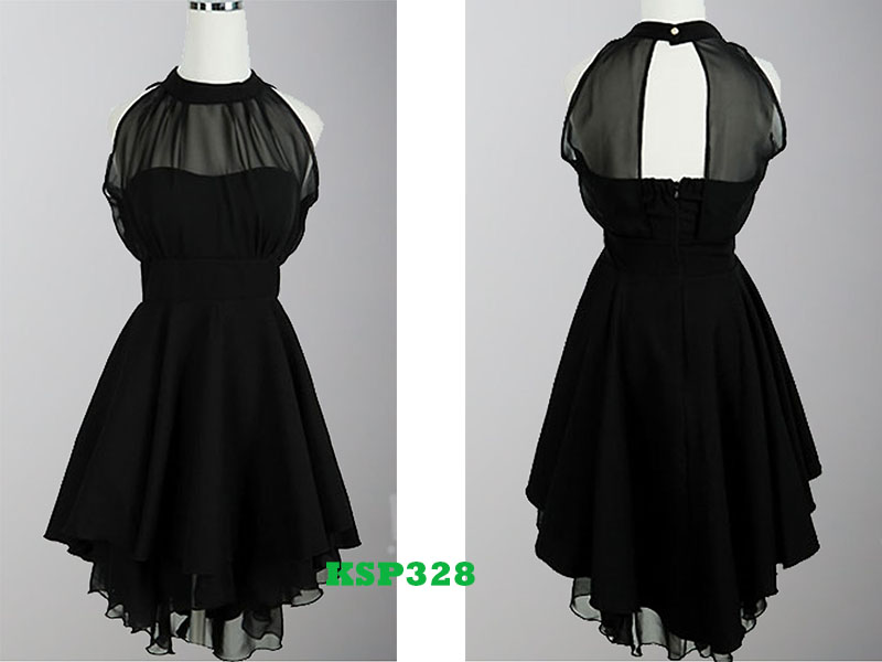 must have skater short black party dresses