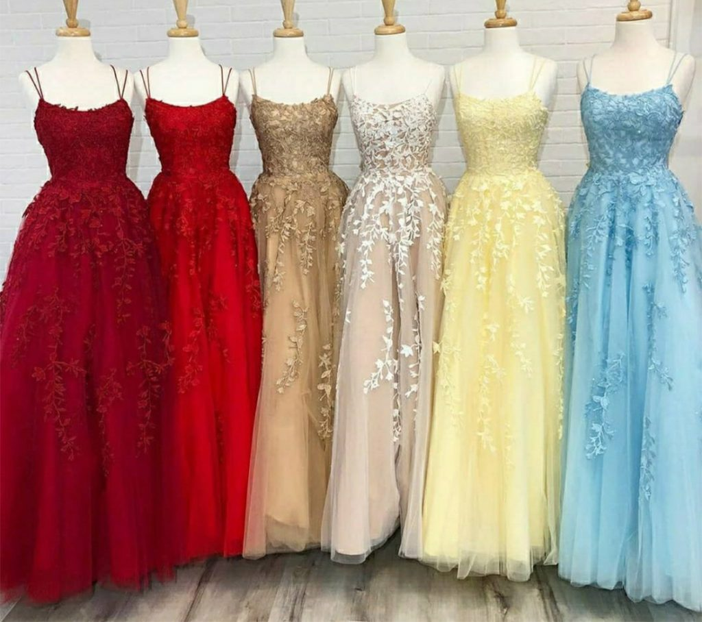 Ball Gown Prom Dresses 2021