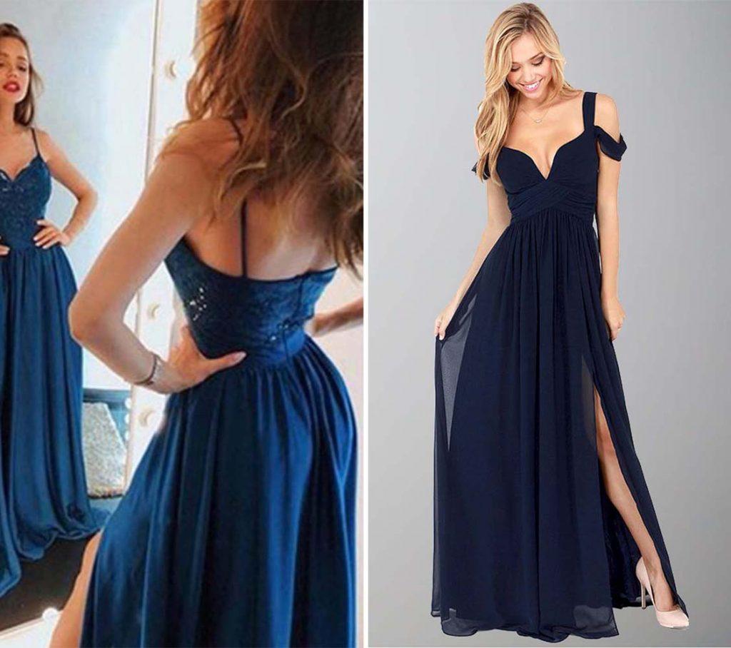 Blue Prom Dresses 2021
