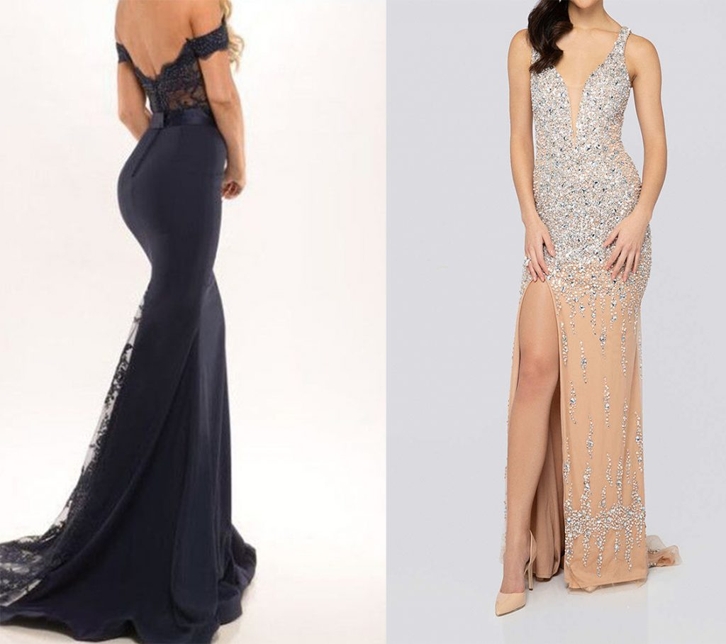 Mermaid Prom Dresses 2021